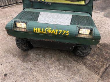 scot track hill cat 775