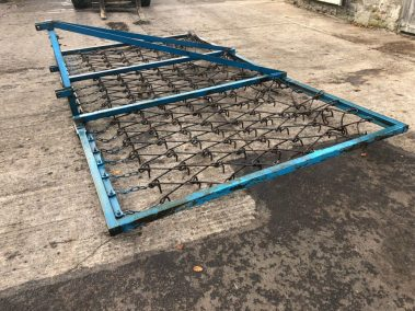 mounted chain harrows