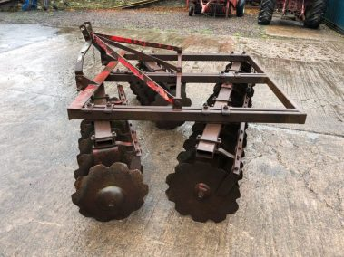 pettit disc harrow