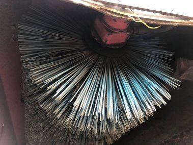 NC Bucket brush