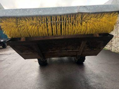 matbro bucket brush