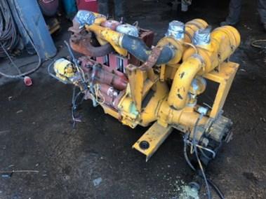 Deutz F3 L 912 Engine