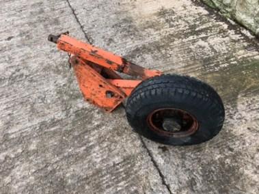 Deoth wheel paraplow