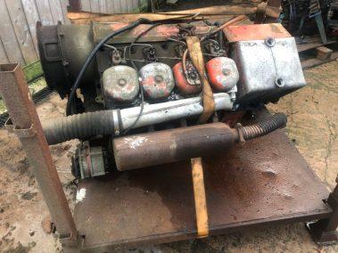 deutz engine F4L 912