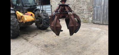 Excavator & digger buckets | J&S Anderson