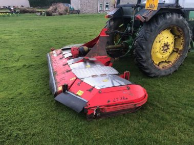 Trimax Stealth mower