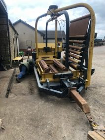 bale wrapper power pack
