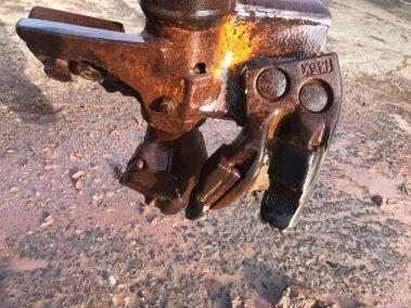 pot hole auger