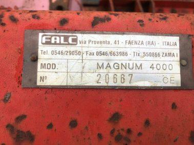 KRM 4M power harrow