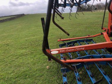 opico grass tine harrow