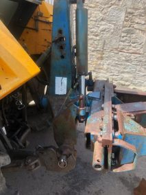 Ransomes TR113 plough