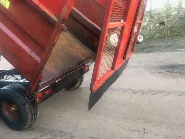 marshall 8 ton trailer