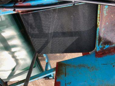cook high capacity bale sledge flat 8