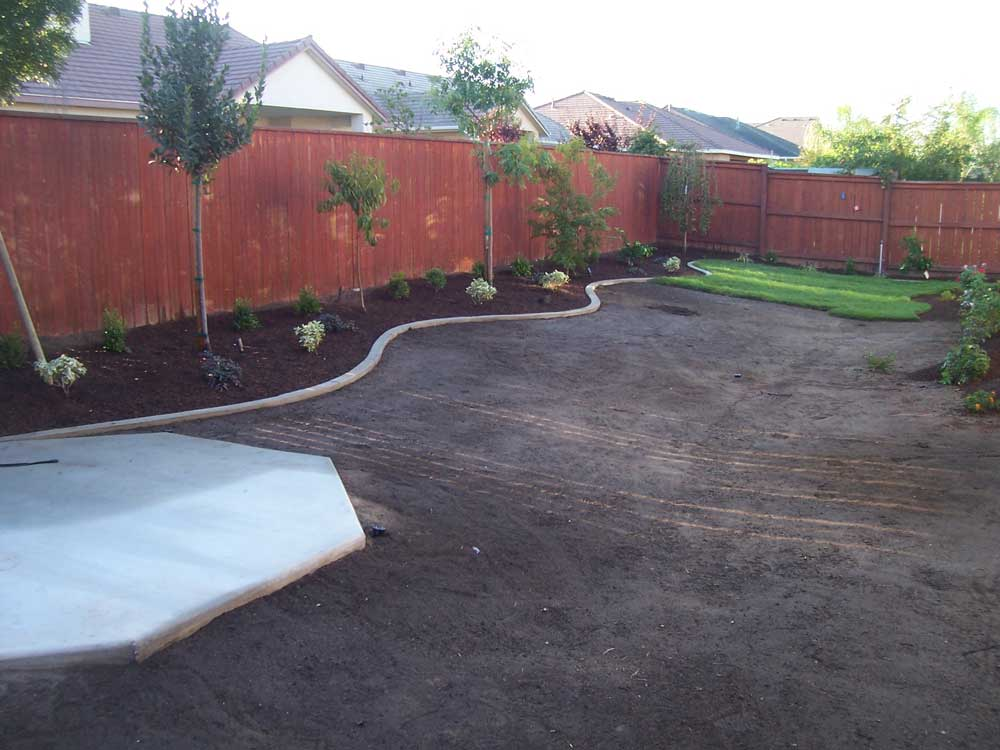 Landscaping Fresno Anderson