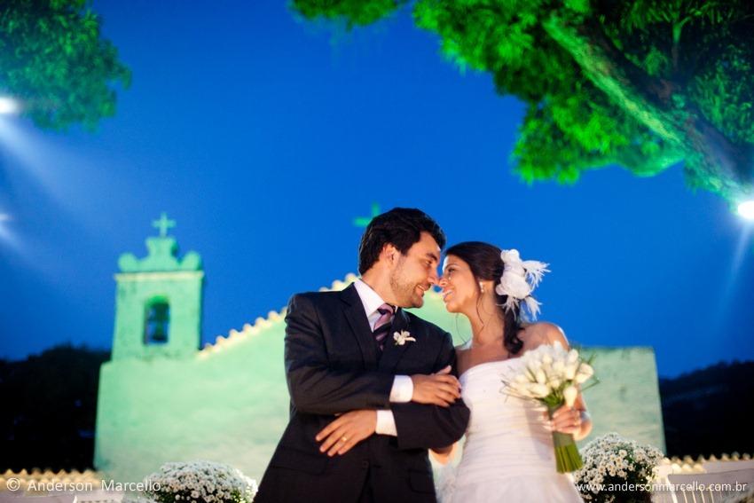Anderson Marcello foto noivos igrejinha  igreja sao francisco xavier niteroi
