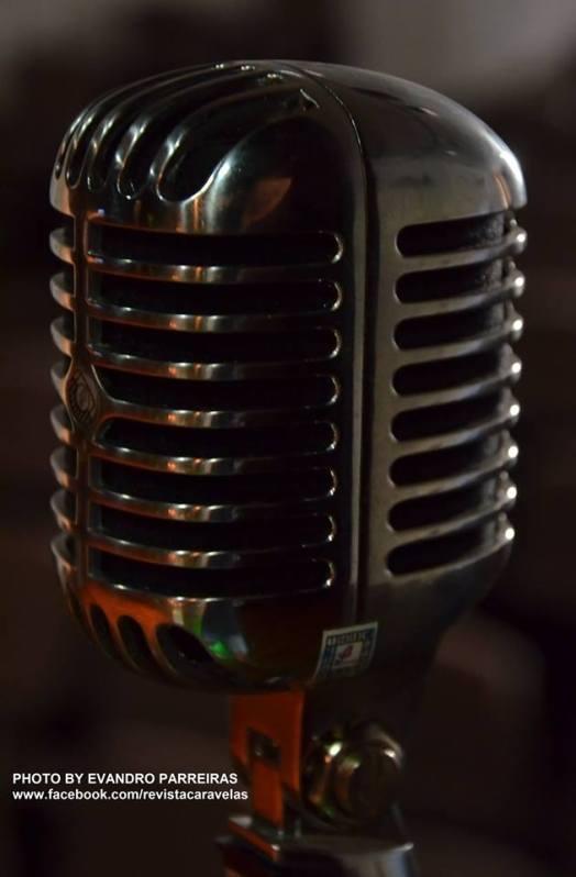 Cara, eu gosto de cantar, sabe?!
