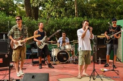 2014 - Verbo Vitrola Motor band no Parque Ecológico do Eldorado