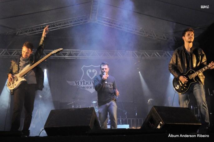 2014 - Verbo Vitrola Motor band no Festival de Música de Diamantina