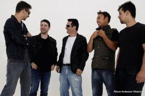 Ensaio fotográfico com a Verbo Vitrola Motor Band