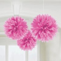 Fluffy Tissue Paper Decorations | Anderson's
