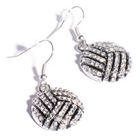 Spirit Volleyball Earrings | Anderson's