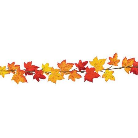 autumn leaf garland anderson's
