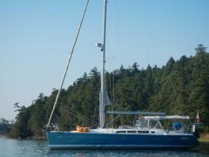 Mobert at Garrison Bay