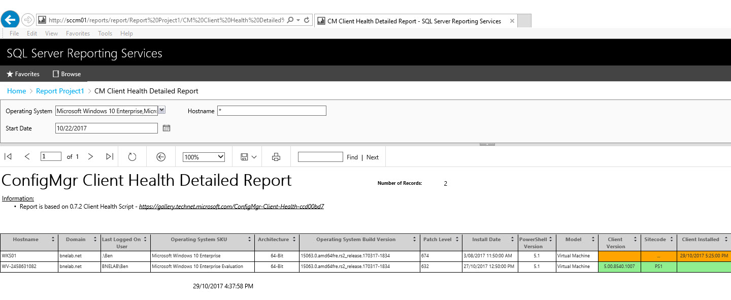 ConfigMgr Client Health - Improve Patch Compliance