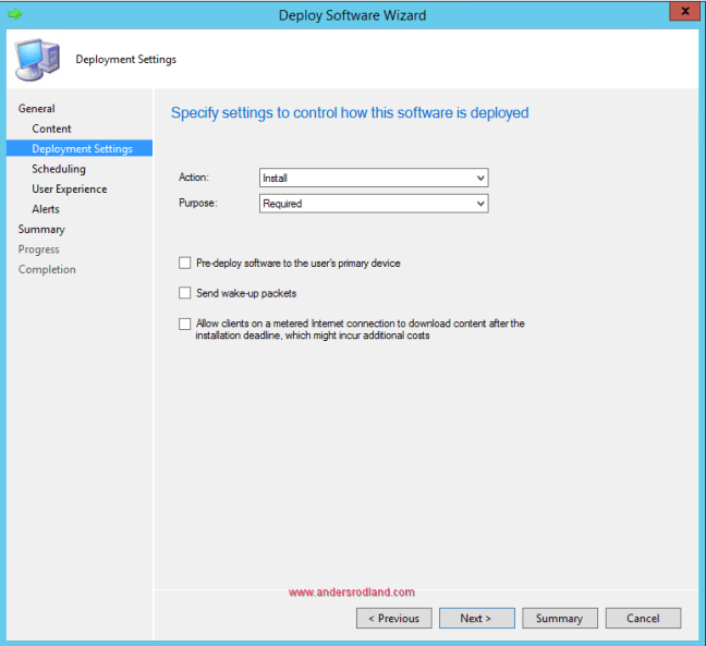 Deploy .NET Framwork 4.7 Configuration Manager
