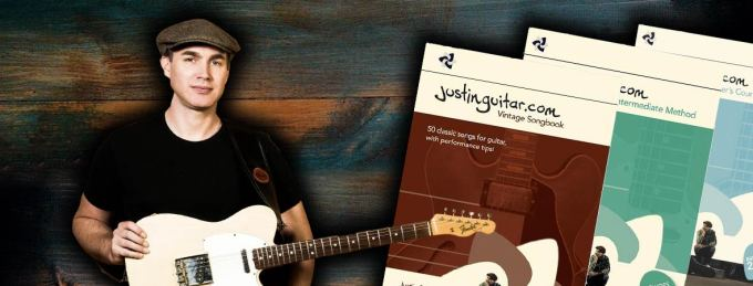 Tips & Advice with JustinGuitar! - Andertons Music Co.