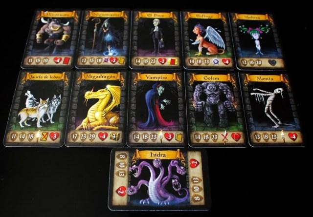 Resultado de imagen de dungeon raiders board game