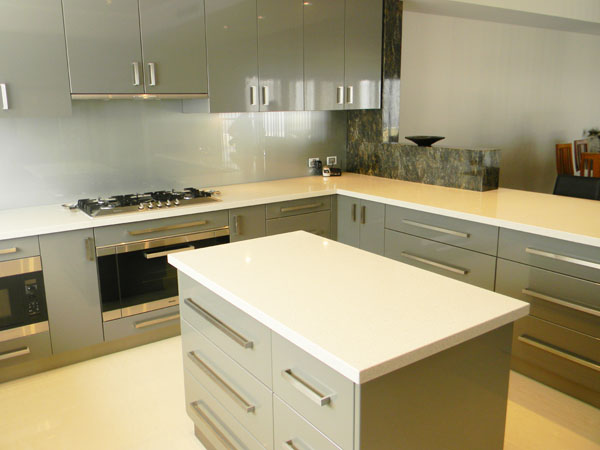 Stone Kitchen Bench Tops  Andes Stone Works  Stone