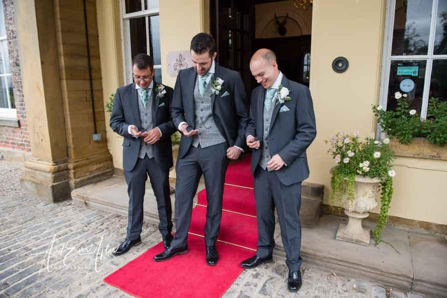 groom, best man