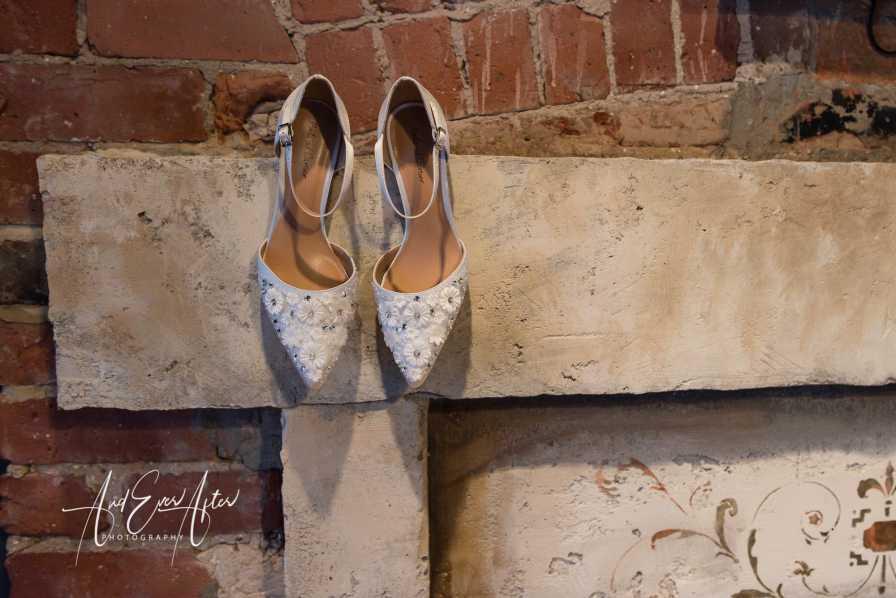 Wedding Shoes, Le Petit Chateau