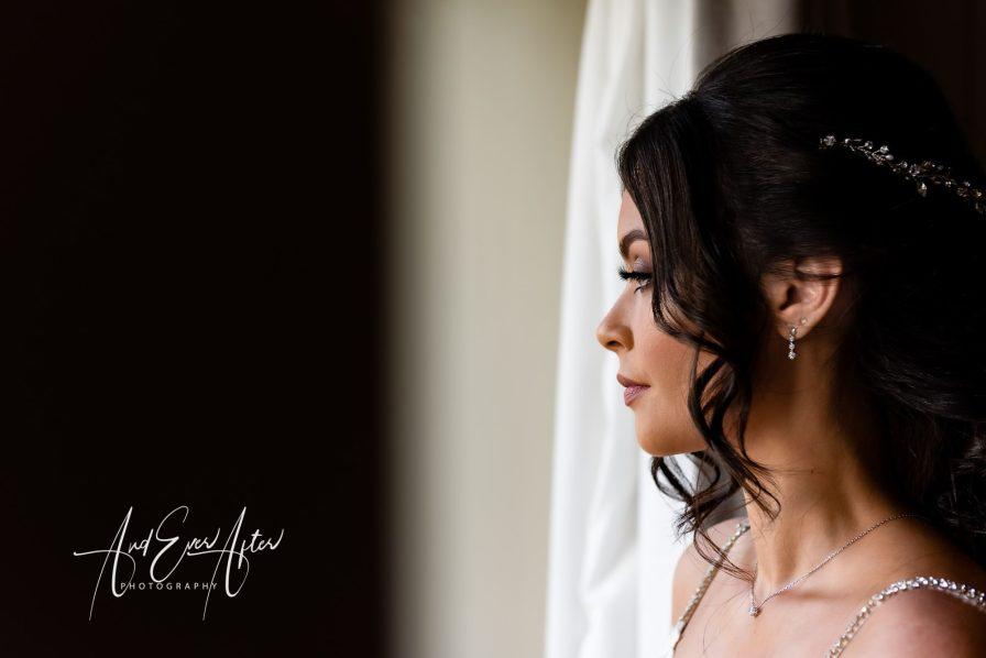 wedding dress, wedding rings, wedding day, wedding photographer, Durham wedding photography. Bride preparation, wedding day