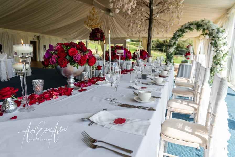 The black horse at beamish, wedding reception
