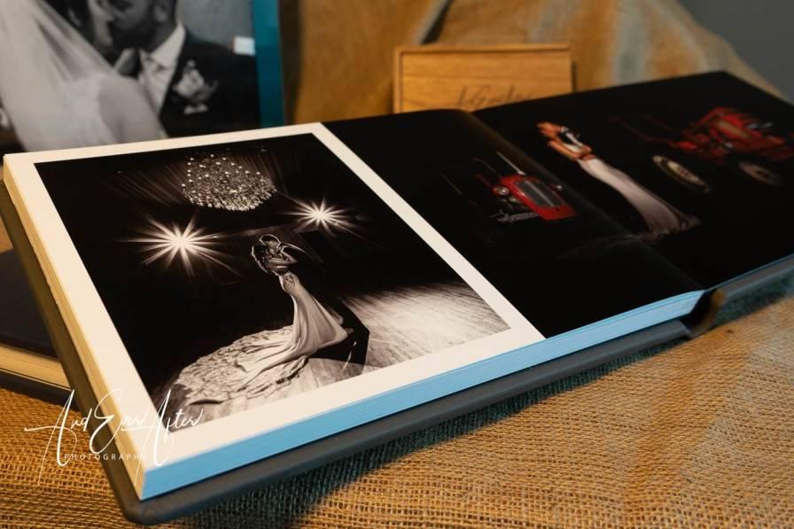 Wedding Album, Bespoke Wedding Album, Graphistudio Album