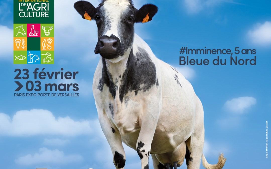ANDHAR-Draineurs de France au Salon international de l'agriculture