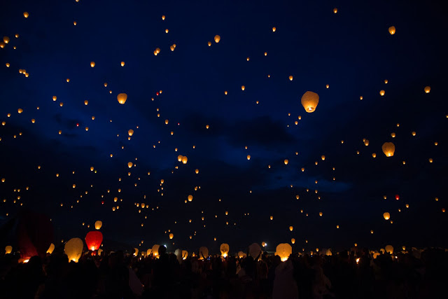 The Lantern Fest + Giveaway!