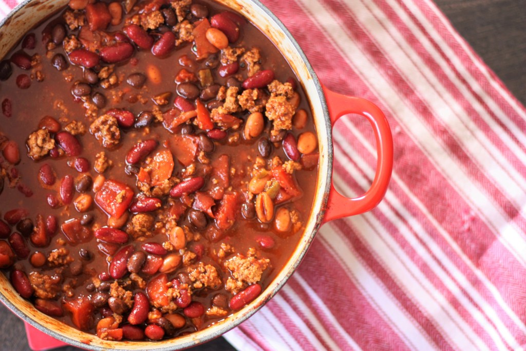 Ultimate Five Can Turkey Chili