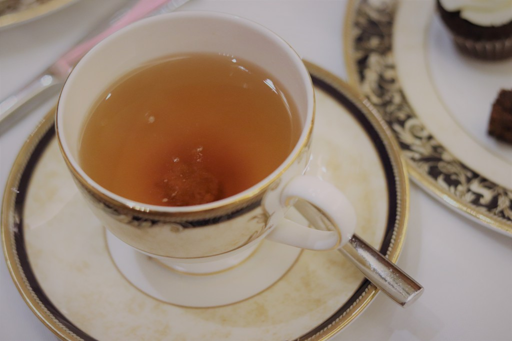 Ritz Carlton Tea