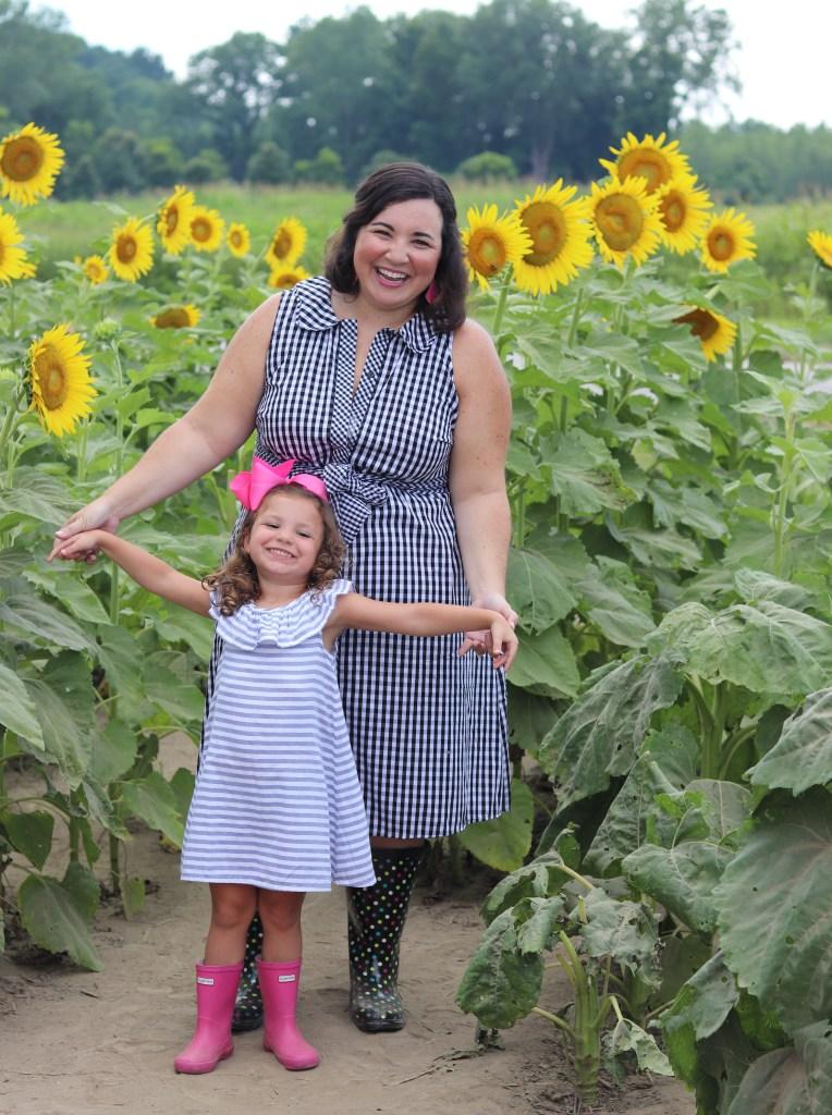 Sunflowers - And Hattie Makes Three 6