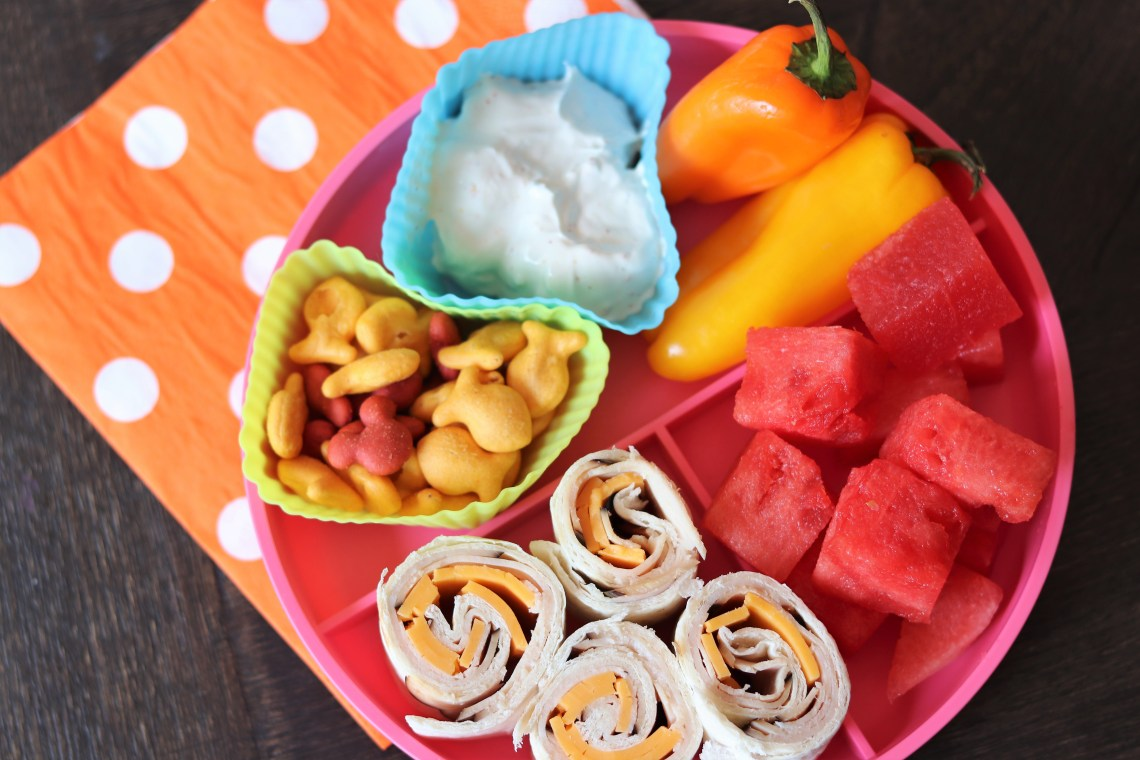 Kid Approved Lunches