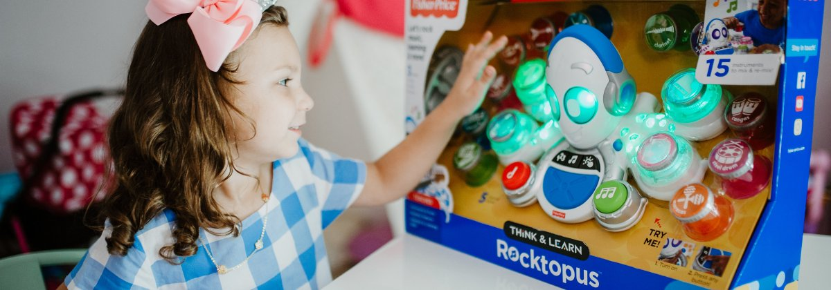 Hot Holiday Toy 2018 – Rocktapus