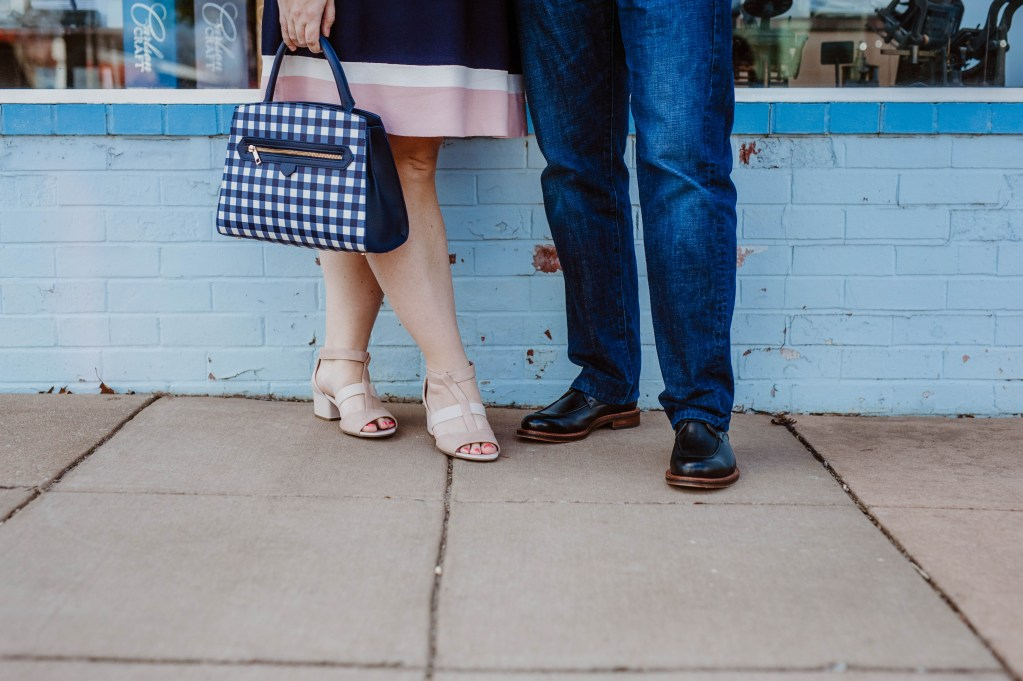 His & Hers Spring Shoe Styles