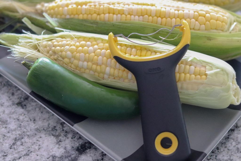 OXO Corn Peeler Review