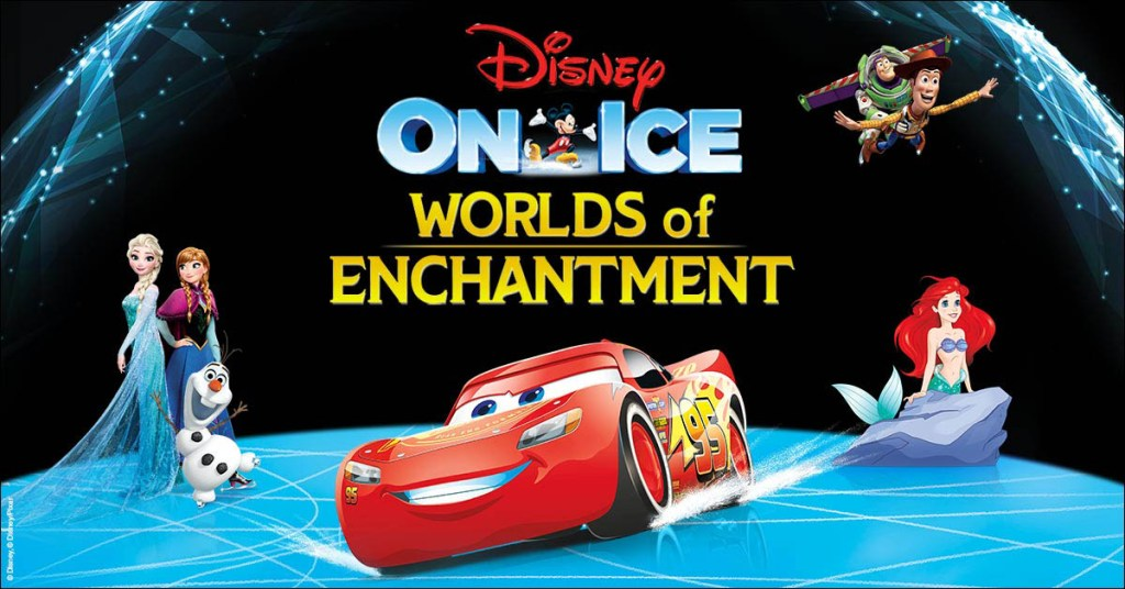 Giveaway – Disney on Ice – Worlds of Enchantment