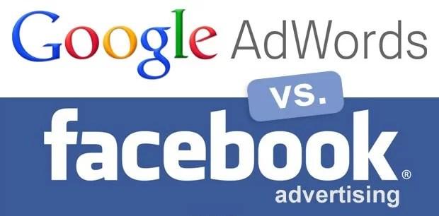 Digital Marketing: Facebook Ads VS Google Adwords
