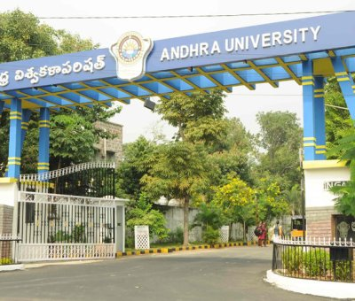 Andhra University Rank Drops To 36th In India
