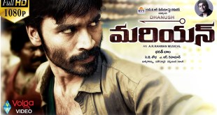 Maryan Latest Telugu Full Movie(2015) – Dhanush